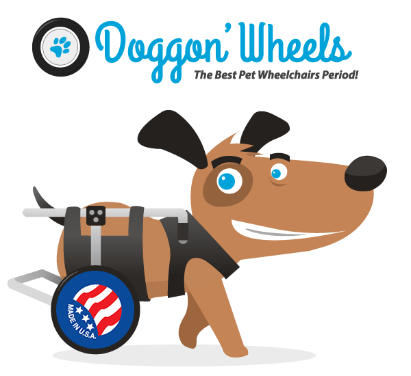 Doggon Wheels mascot
